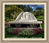 Angel Headstone 002