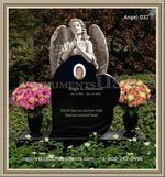 Angel Headstone 032