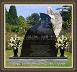 Angel Headstone 089