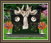 Angel Headstone 110