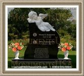 Angel Headstone 182