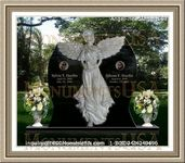 Angel Headstone 183