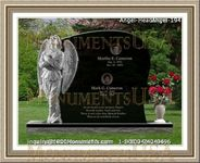 Angel Headstone 194