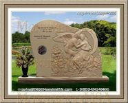 Angel Headstone 215