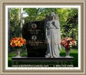 Angel Headstone 221