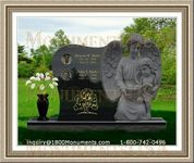 Angel Headstone 228