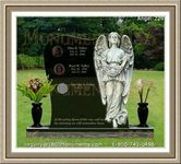 Angel Headstone 229