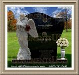Angel Headstone 232