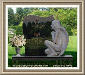 Angel Headstone 237